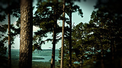 View off the mountain (imageryRED) Tags: lake view sony lakemaumelle lanscape rx100m2