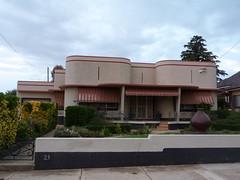 House, Wagga Wagga (dct66) Tags: australia nsw artdeco deco waggawagga