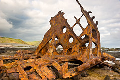 Shipwreck of the SS Speke (laurie.g.w) Tags: sea island bay rocks ship south kitty miller shipwreck vic phillip wreck gippsland speke
