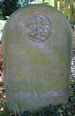 Turner headstone
