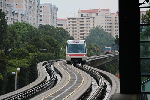 Singapore LRT