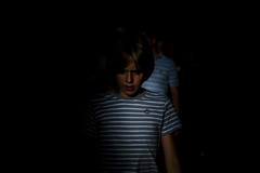fotografia #10125 (Master LAV) Tags: garçon boy child night kid