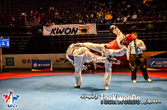 D-1, 10th WTF World Junior Taekwondo Championships