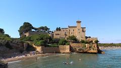Castell de Tamarit (Albert T M) Tags: catalonia catalunya tarragona catalogne mediterrani tarragonès costadorada costadaurada turisme castelldetamarit soliplatja