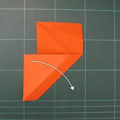 การพับกระดาษเป็นรูปปลาคาร์ฟ (Origami Koi Fish) 007