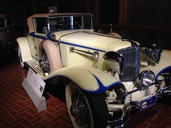 1930 Cord Cabriolet (Hercules.) Tags: cars museum cord automobile 1930 5photosaday