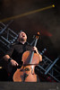 Apocalyptica @ True Metal Stage