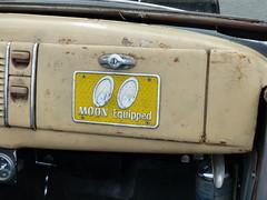 HotRod roadster (bballchico) Tags: hotrod roadster mooneyes sacramentoautorama moonequipped