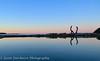 dsc-10 (Jason Fairbairn Photography) Tags: ocean blue sunset sky sculpture sun reflection art nature water pool skyline landscape evening still nikon waves dusk horizon manly smooth sydney calm pacificocean northshore nsw northernbeaches nikonaustralia nikonphotography mynikonlife