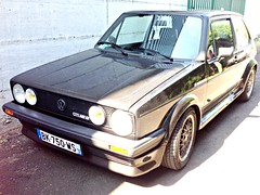 1981 Volkswagen Golf 16S Oettinger