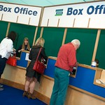 Box Office at the Edinburgh International Book Festival