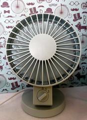 muji usb fan (biscuittin) Tags: cute fan mini muji anniversarypresent fromrob