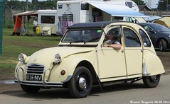 Citron 2CV 1970 (XBXG) Tags: auto old france classic car race vintage french automobile track euro citron voiture mans le 2cv 1970 frankrijk bugatti circuit 72 lemans eend geit ancienne 2014 sarthe 2pk citron2cv franaise deuche deudeuche citro eurocitro 1026nv