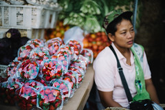 D81_0100 (eggysayoga) Tags: street people bali film indonesia nikon market bokeh traditional human hi fullframe fx interest pasar 50mmf14 lightroom badung f14d d810 kumbasari vsco