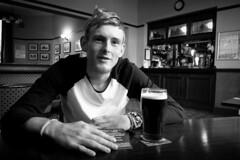 a pint in the mucky duck (Broady - Salford art and photography) Tags: street people urban bar john manchester pub inn ale jar pint salford bitter swinton holts broady broadhurst josephholt eccles21814