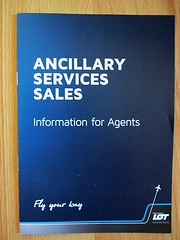 LOT - Ancillary Services Sales, Information for Agents_2014 (Zsolt Lesti) Tags: world pictures trip travel vacation tourism ads photography photo holidays gallery image photos library aviation air transport galeria picture lot poland center images collection photograph papers online collectible collectors airlines brochure catalogue compagnia compagnie collectibles collezione airtransport coleccin arienne aerea 2014 flug sammlung prospekt fluggesellschaften katalog polishairlines assortimento recueil  lgitrsasg worldtravellib