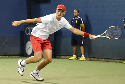 Andreas Beck - 2014 US Open (Tennis) - Qualifying Rounds - Andreas Beck