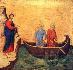 The Gospel of St. Luke 05  01-11 Miracle fishing a lot - By Amgad Ellia 02 (Amgad Ellia) Tags: st by fishing miracle 05 luke lot gospel amgad ellia 0111 the