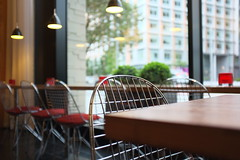 The Wire (KameraAssault) Tags: london chairs explore thewire explored citizenm