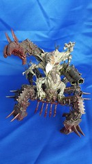 Nurgle Soulgrinder (Warsculptor) Tags: conversion warhammer wh40k