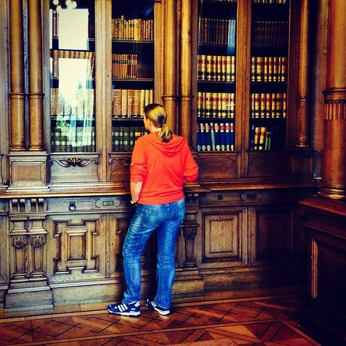 Villa Hügel, #Bibliothek - #photopftheday #igdaily #iphoneonly #igers #igersgermany #instagood #love #picoftheday #instadaily #instamood #webstagram #instatuff #nofilter #igersdeutschland #siswords #bestoftheday #instadaily #iphoneonly #ruhrgebiet #pott #, © siswords