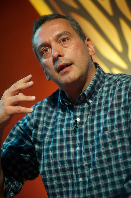 Christos Tsiolkas talks about taking part in Letters Home