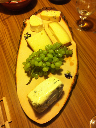 Cheese Dinner - Hittisau Alp - Aug 2014 - 1