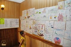 82. Галерея детских рисунков
