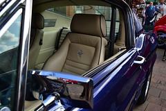 Mustang (Mxziton) Tags: show classic car nikon leicester vehicle mustang hinckley d3100