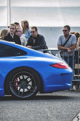French Blue Racing. (S.Defaux Photographie.) Tags: blue french lite one belgium wheels 911 9 s porsche mk2 kit motorsport carrera gt3 997 techart adv1