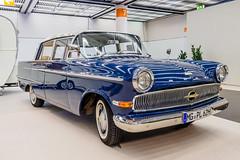 Opel Kapitän Bj. 1962