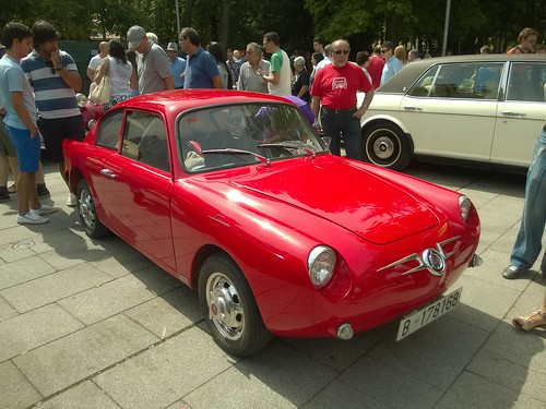 "SEAT 600 ""Pedro Serra"" Abarth (1959)"