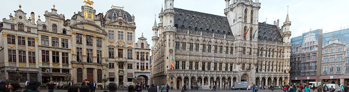 Grand Place and Town Hall 8289_8295