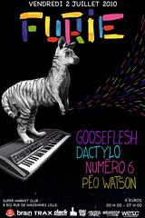 GOOSEFLESH // FURIE