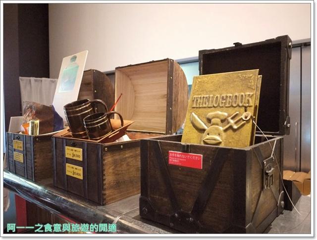 日本東京台場美食海賊王航海王baratie香吉士海上餐廳image010