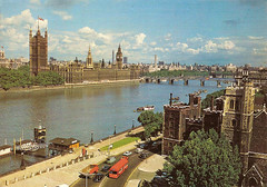 Palace of Westminster (Leonard Bentley) Tags: uk bus london traffic bigben riverthames metropolitan centrepoint westminsterbridge postofficetower palaceofwestminster lambethpalace victoriatower stthomasshospital lambethpier canonrow cannonrow