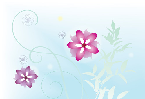 Free Flower Art Download