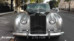 1959 Rolls Royce Silver Cloud (Rorymacve Part II) Tags: auto road bus heritage cars sports car truck automobile estate transport historic motor saloon compact roadster motorvehicle