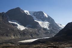 Columbia Icefields (isaac.borrego) Tags: snow canada mountains ice glacier alberta valley rockymountains peaks jaspernationalpark columbiaicefield icefieldsparkway athabascaglacier canonrebelt4i