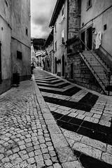 Street Design (Scrufftie) Tags: travel italy canon italia abruzzo lightroom canonef24105mmf4lisusm pescocostanza canon5dmkii