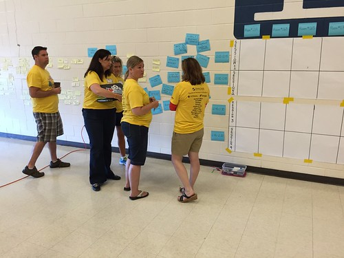 Preparing the Board at #edCampBarrie 2014