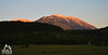 Majella al tramonto dalla Valle Giumentina - Abruzzo - Italy