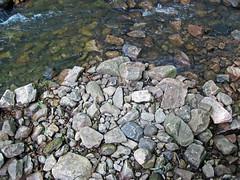 Otter Creek & gravel bar of Baraboo Quartzite clasts (Baxter Hollow, South Range of the Baraboo Ranges, Wisconsin, USA) 7 (James St. John) Tags: wisconsin bar creek bars south ranges otter baxter range quartzite hollow gravel baraboo precambrian paleoproterozoic proterozoic