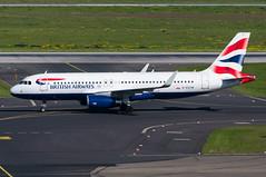 G-EUYW - British Airways - Airbus A320-200 (5B-DUS) Tags: plane airplane airport aircraft aviation jet international airbus british airways flughafen dusseldorf düsseldorf flugzeug spotting a320 320 planespotting luftfahrt dus a320200 eddl geuyw