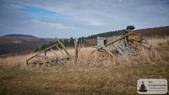 Friedhof der Hochsitze bei Tiefenthal