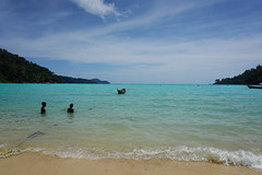 Surin Islands (Caledonia84) Tags: thailand asia phuket khao lak subset pullman cape panwa boats sea surin islands sony a6000 trees rubber landscape