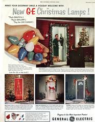 GE 1954 Christmas Light ad (JeffCarter629) Tags: gechristmas generalelectricchristmas gechristmaslights ge generalelectricchristmaslights generalelectric christmas christmaslights christmasideas christmaslightideas c7christmaslights c7 gec7 gec7cc