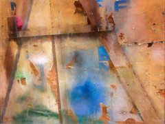 Workshop wall (Sara Gray Photography) Tags: workshop people textures texture photomanipulation photoart digitalart iphone iphoneart