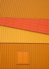 agora (2) (leuntje) Tags: lelystad flevoland flevopolder zuidelijkflevoland ijsselmeerpolders agora agoratheater architecture unstudio architecs unstudioarchitects benvanberkel newtown orange