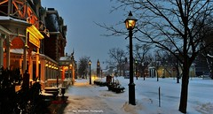 NOTL (Rex Montalban Photography) Tags: rexmontalbanphotography winter snow notl niagara niagaraonthelake hotel princeofwales
